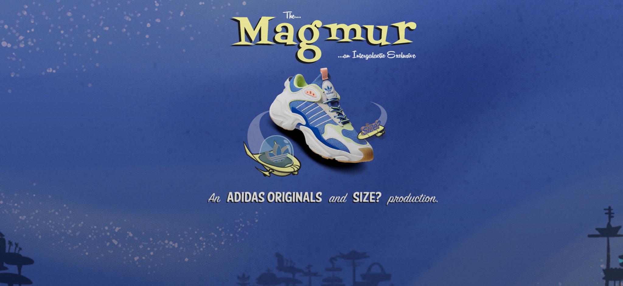 adidas Originals Magmur 'Venus' - size? Exclusive