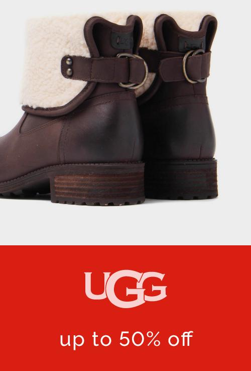 UGG - 50% off - Shop now >