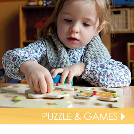 Hours of fun playing puzzles and games