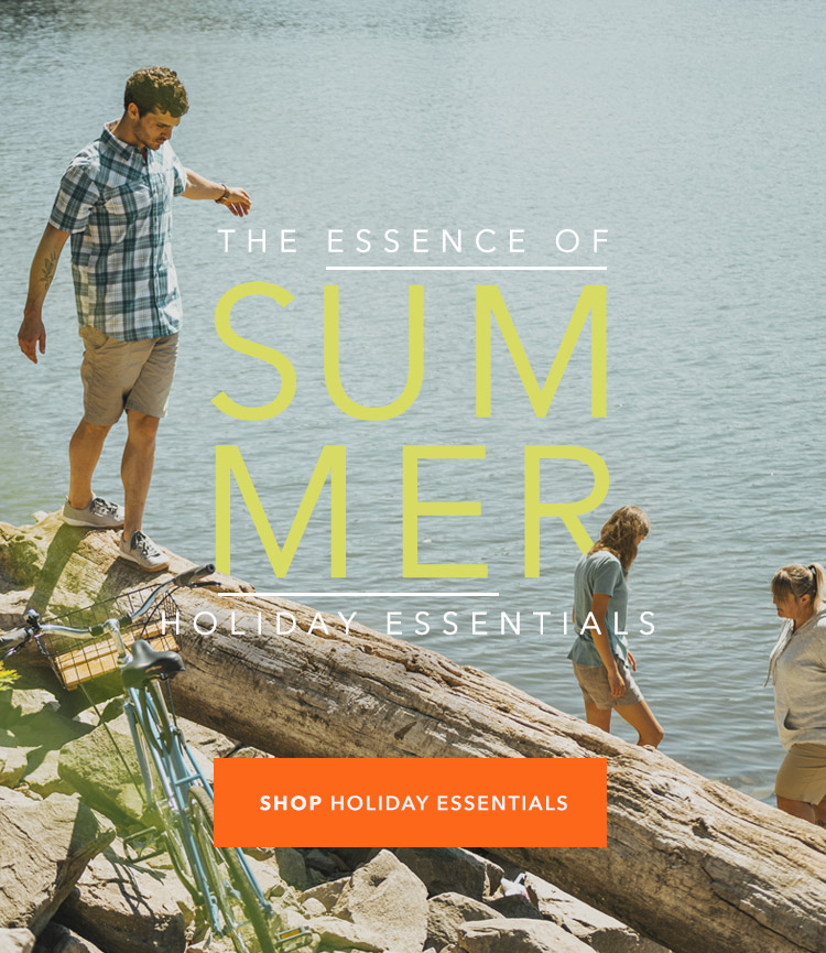 The Essence Of Summer - Holiday Essentials