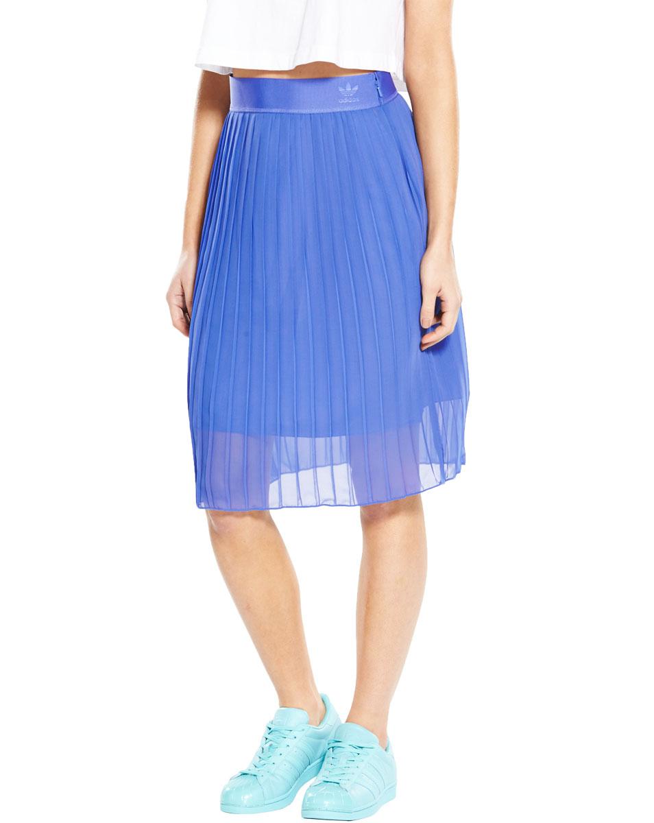 Adidas Originals Ocean Elements Pleated Skirt