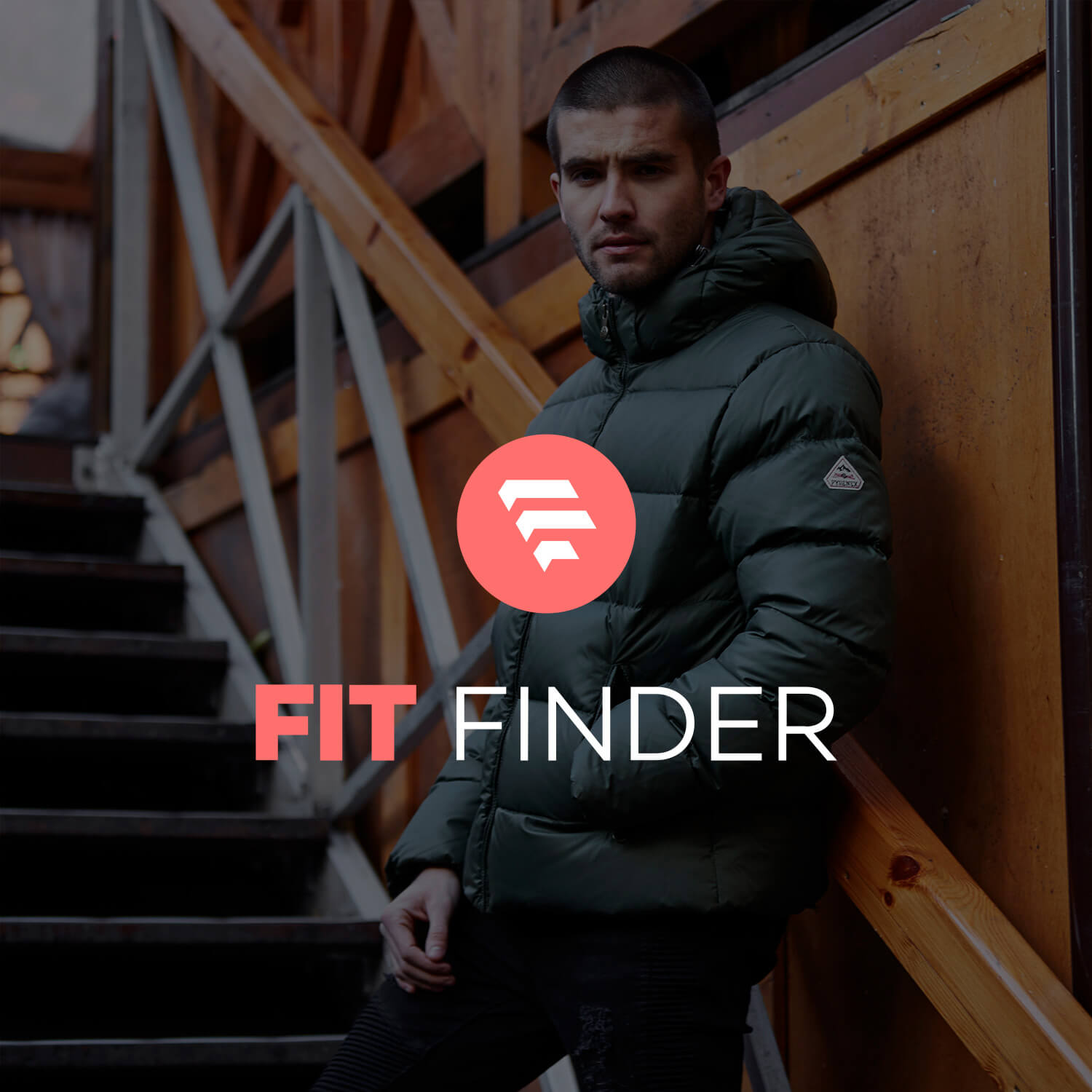 Unsure of your size? Use FitFinder