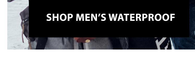 Mens Waterproof