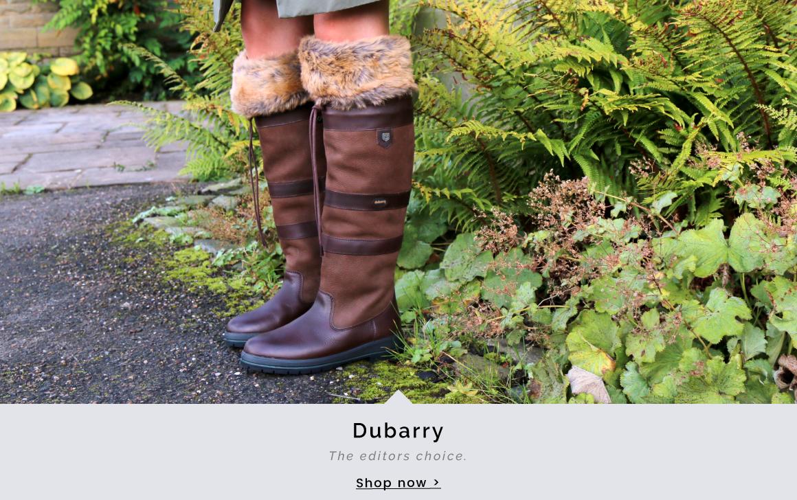 Dubarry | The editors choice - Shop now >