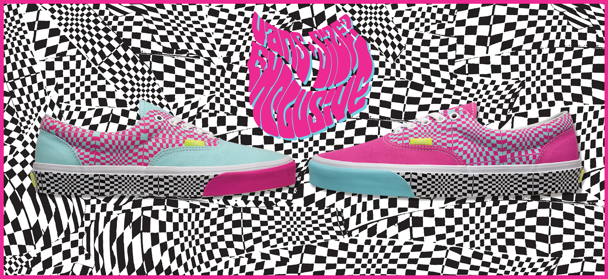 huge selection of 7599b 3d609 Vans Era  Warped Check  - size  Exclusive