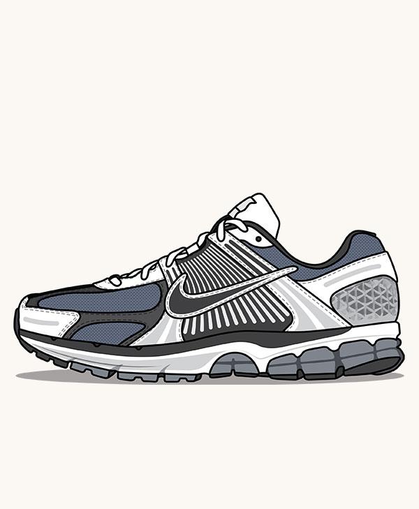 58f08d7ef3622 Nike Zoom Vomero 5 SE SP. Nike Zoom Vomero 5 SE SP £130 Men s Dark Grey  Black ...