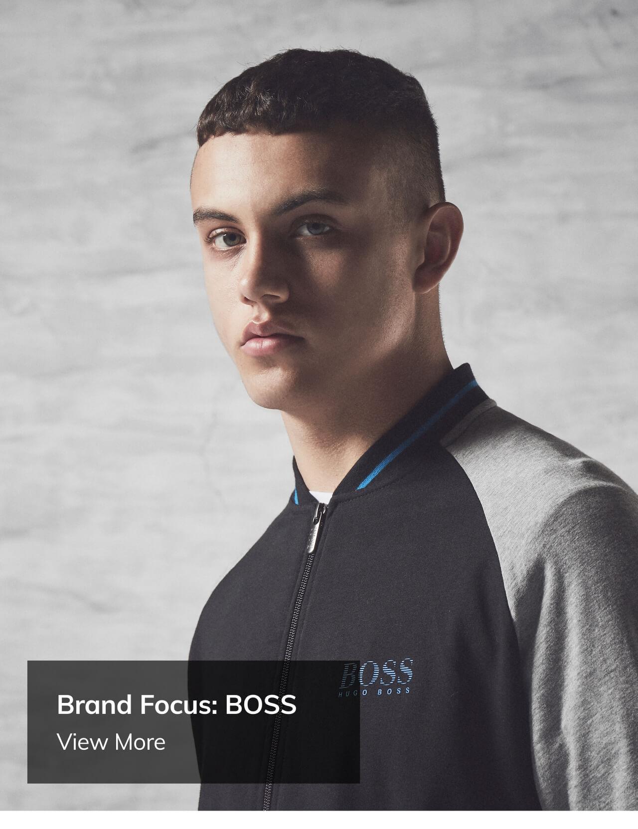 Brand Focus: BOSS