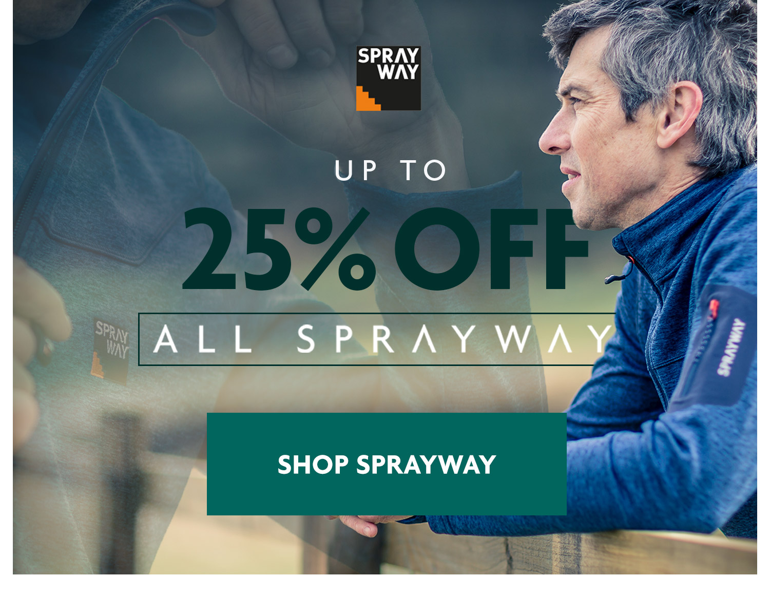 Up To 25% Off All Sprayway