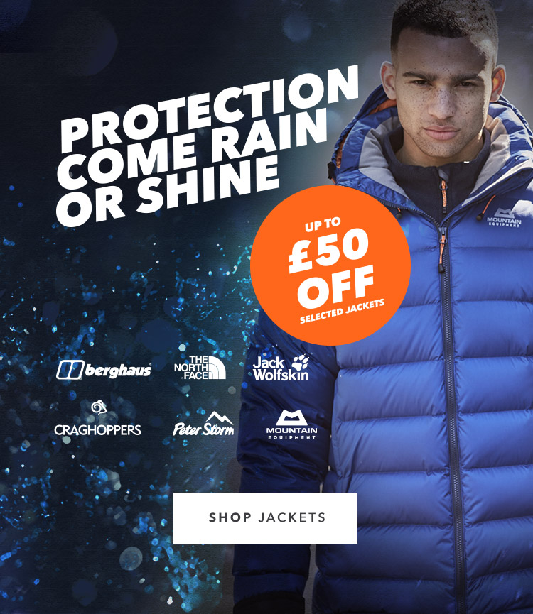 £50 Off Selected Jackets