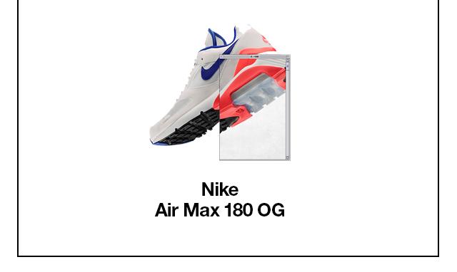 Nike AirMax 180 OG