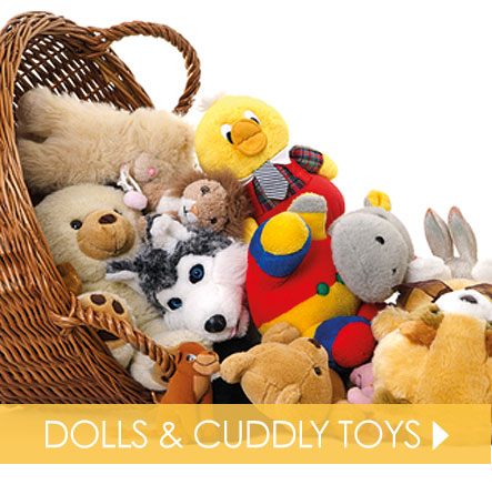 Soft and Cuddly toys for everyone