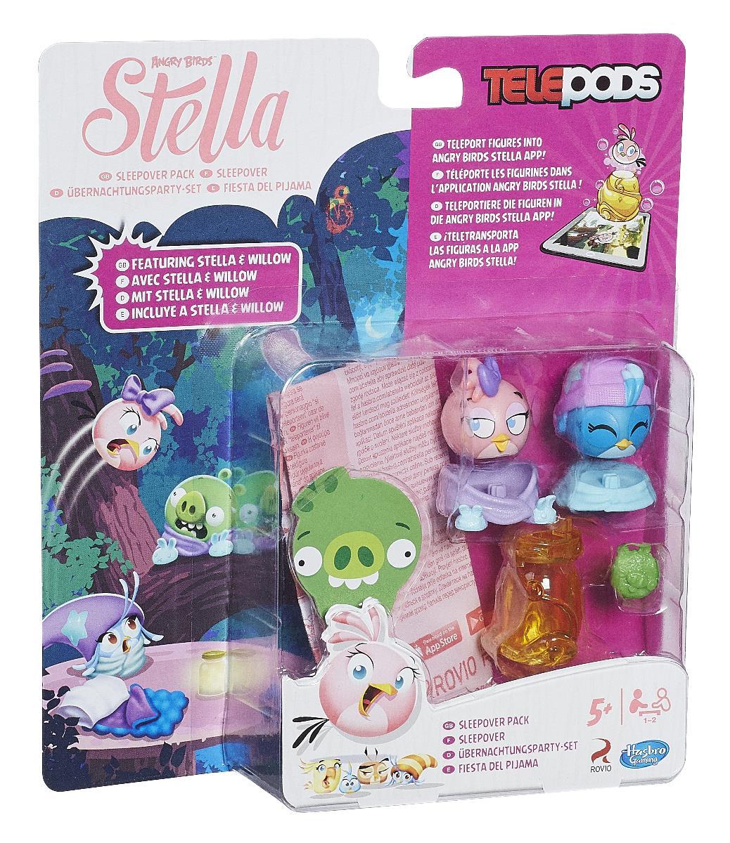 Angry Birds Stella Mutipack - Sleepover Pack