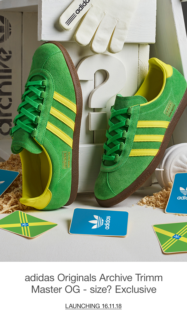 adidas Originals Archive Trimm Master OG