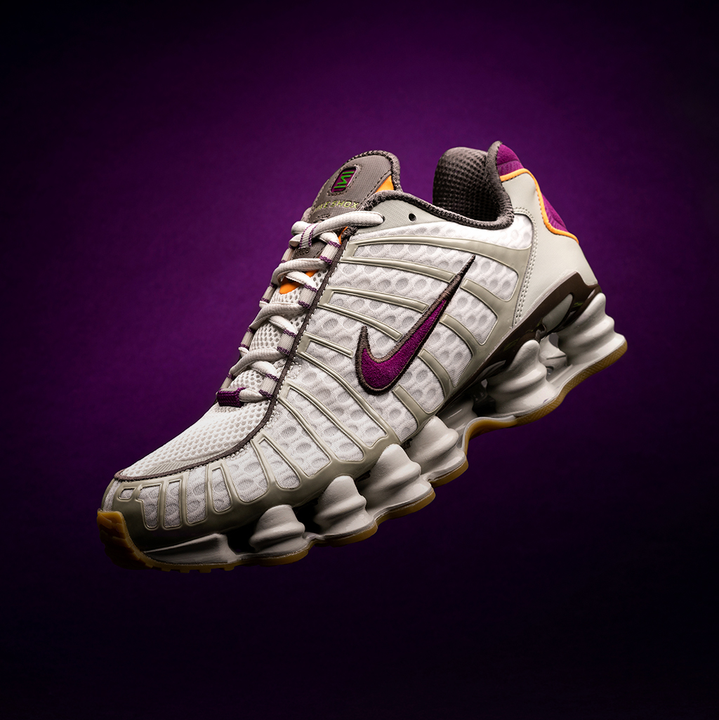 low priced 570bd 02563 Nike Shox TL VIOTECH - Exclusivité size