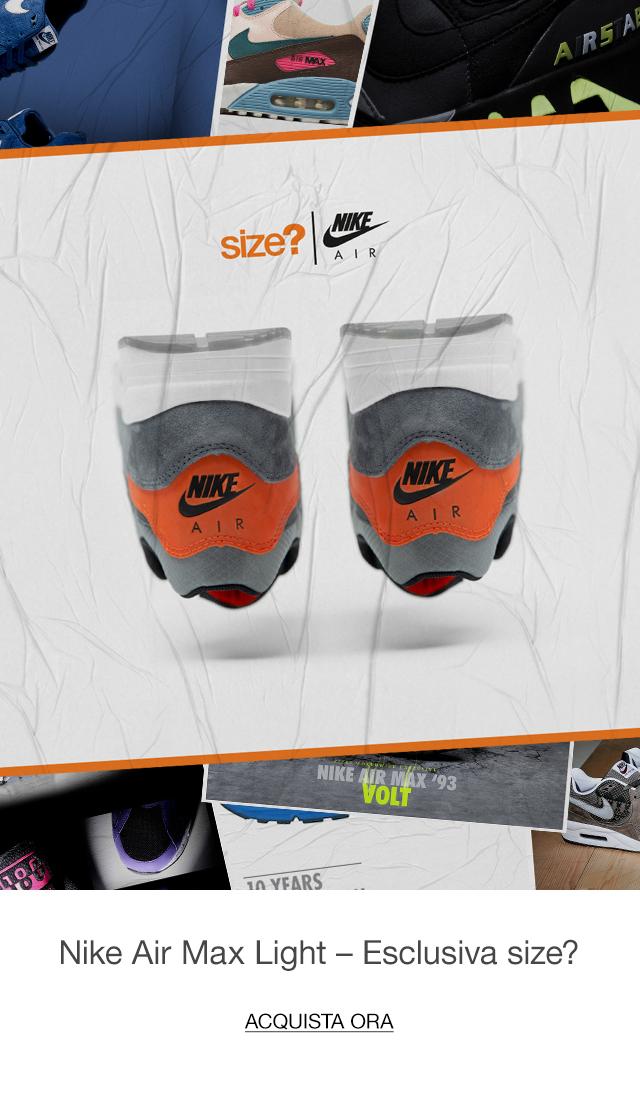 Nike Air Max Light – Esclusiva size?