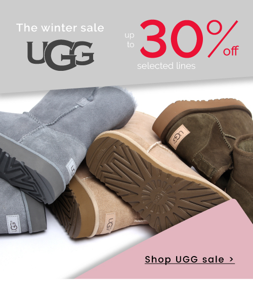UGG - 30% off - Shop now >