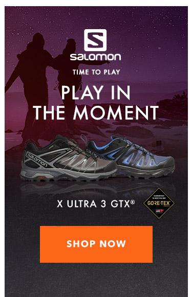 Salomon X Ultra 3
