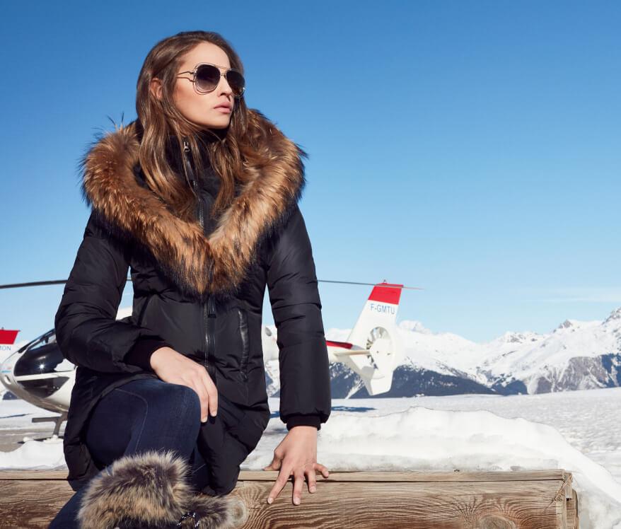 Womens Luxury Outerwear