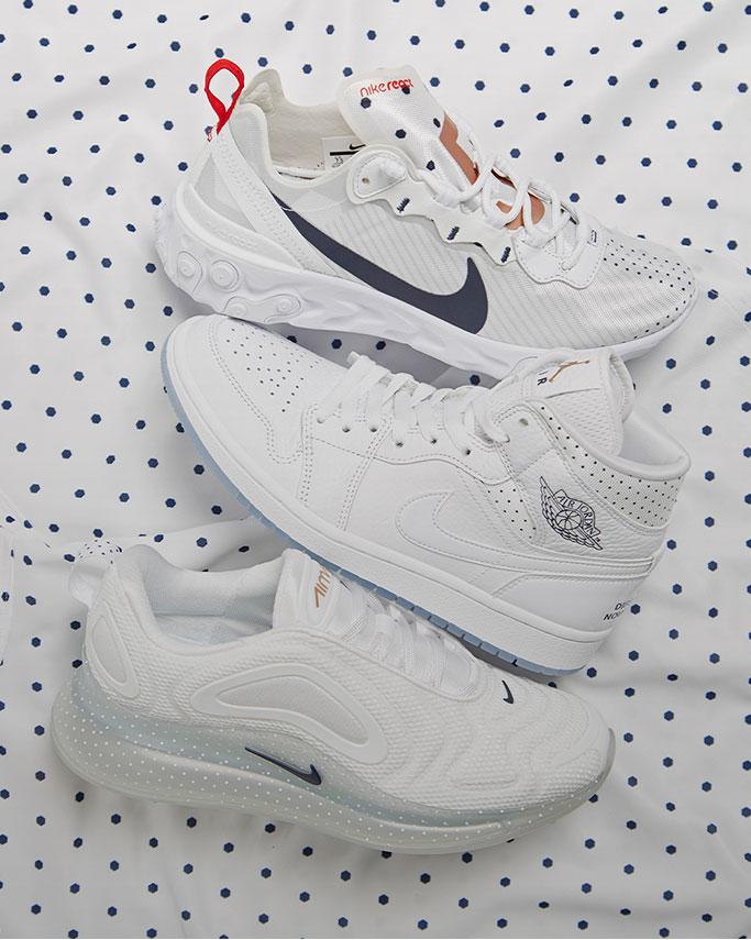 Nike 'Unité Totale' Collection