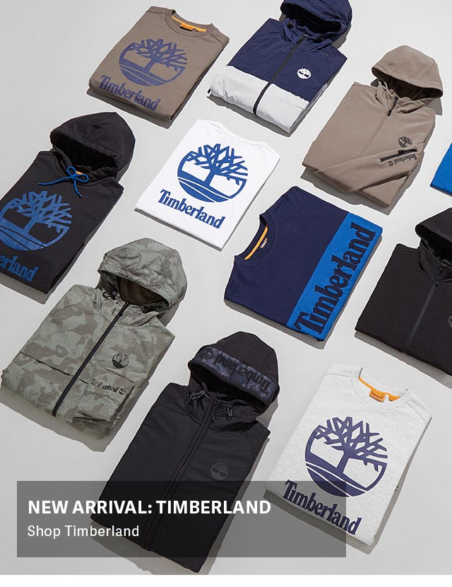 New Arrival: Timberland