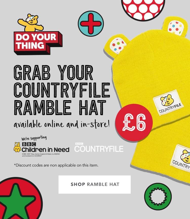 Children in Need - Ramble Hat