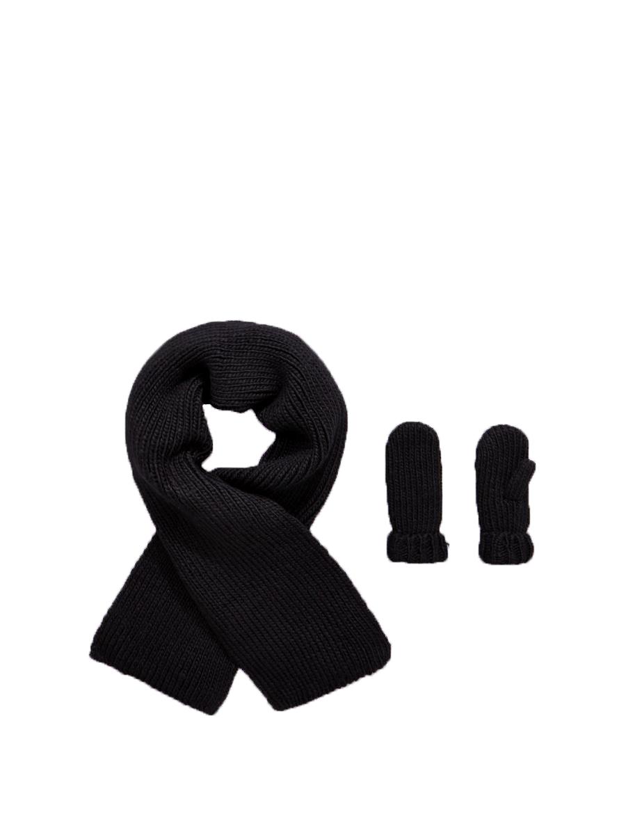 Adidas Originals Knit Scarf  Gloves Set.