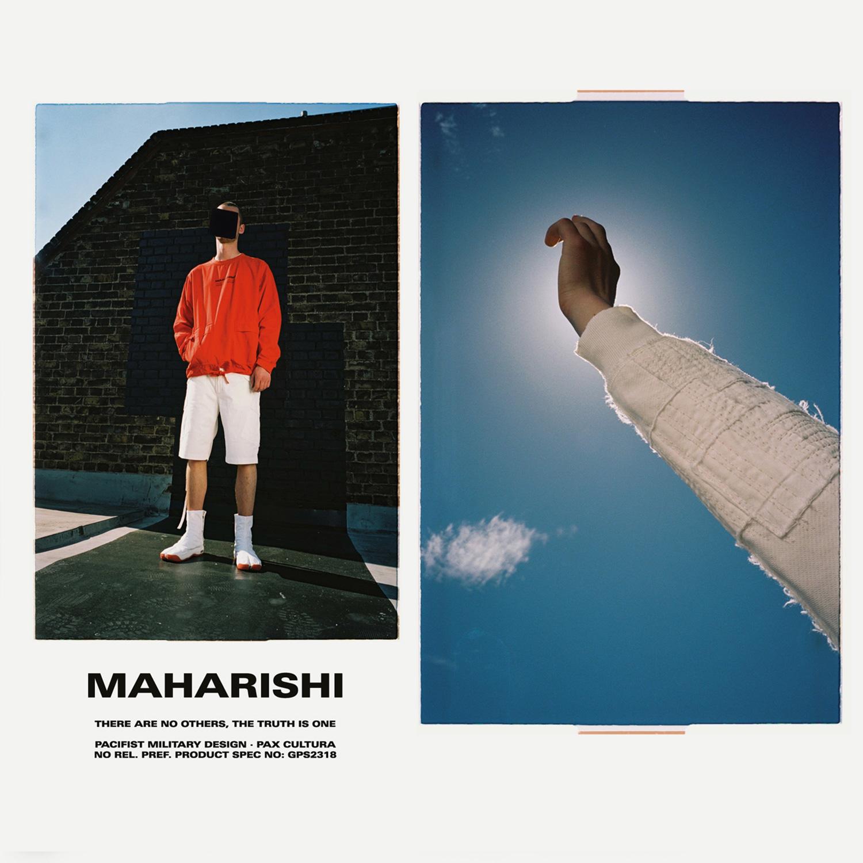 Maharishi: New for SS18