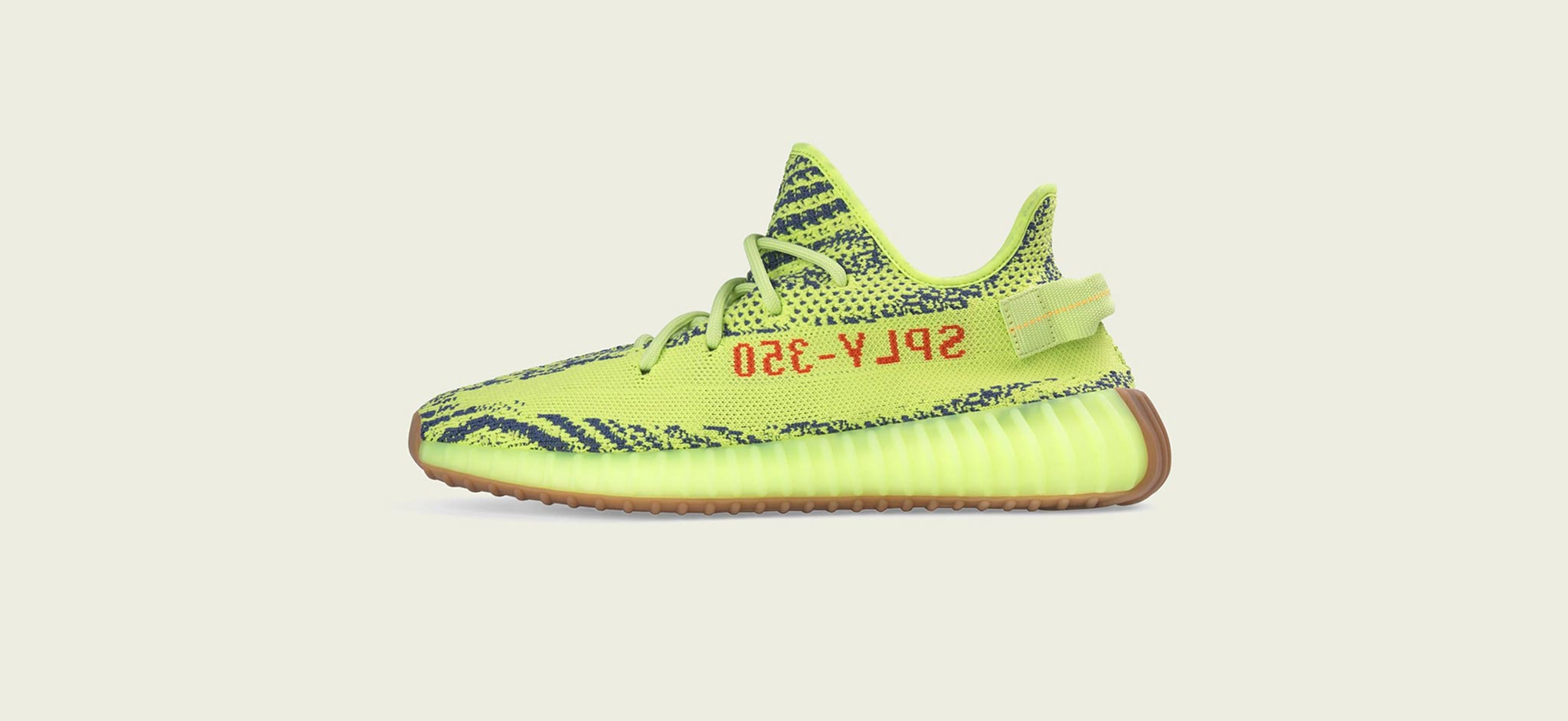 adidas Originals Yeezy BOOST 350 v2 'Semi Frozen Yellow'