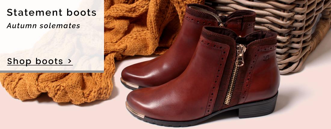 Statement boots | Autumn salemates - Shop boots >