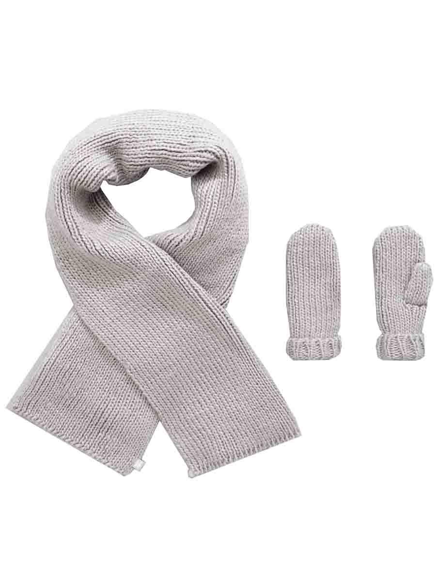 Adidas Originals Knit Scarf Glove Set