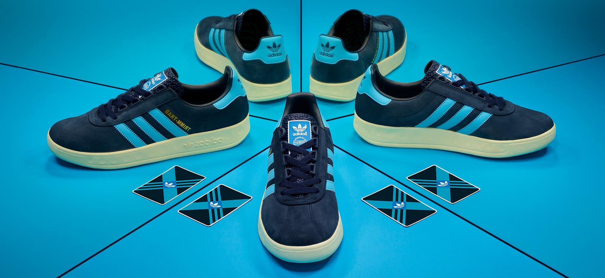 low priced 20e51 21646 adidas Originals Trimm Trab  Trimmy  - Esclusiva size