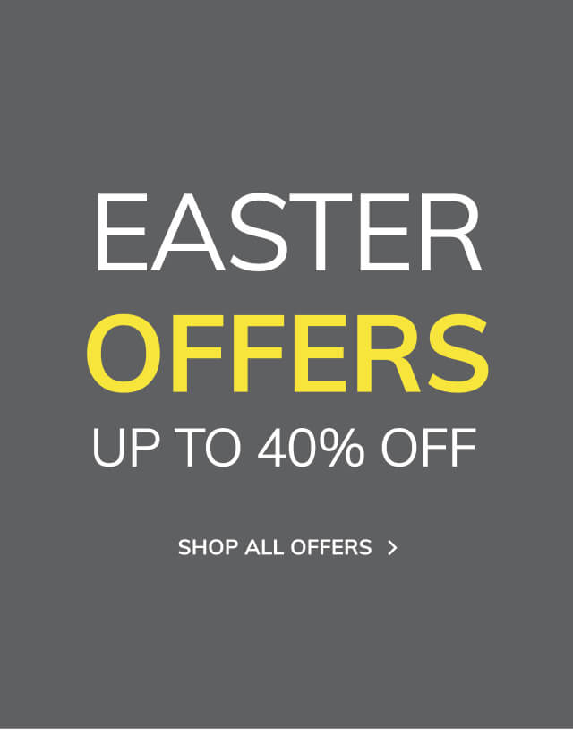Easter Offers 40%