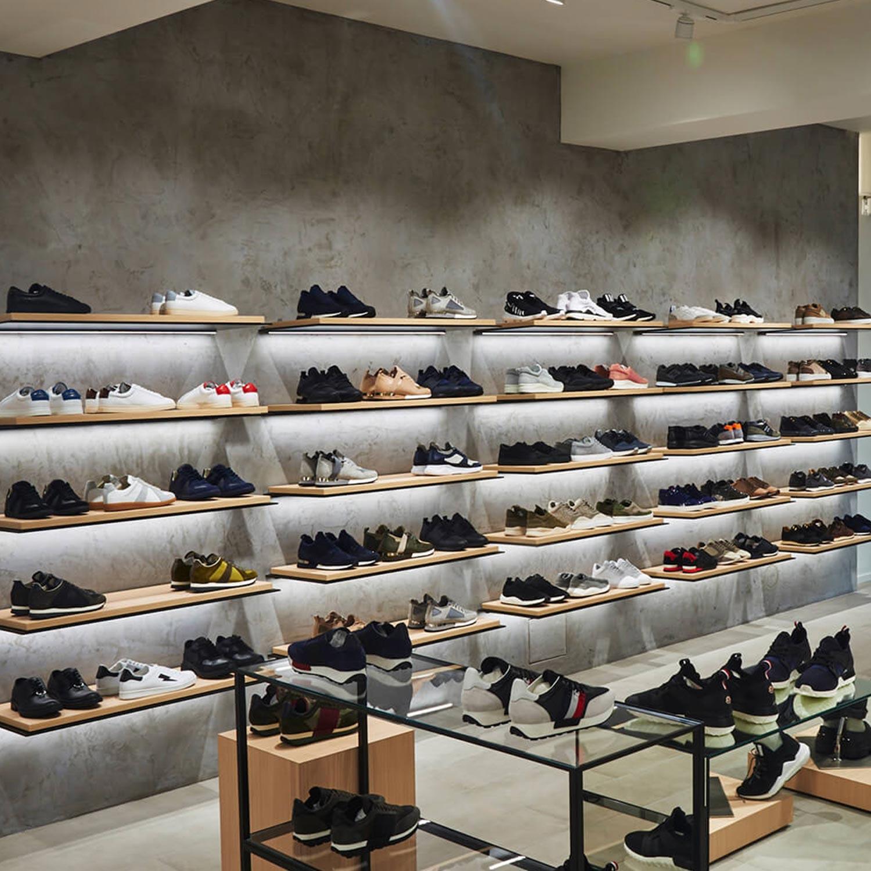 Key footwear trends: SS18