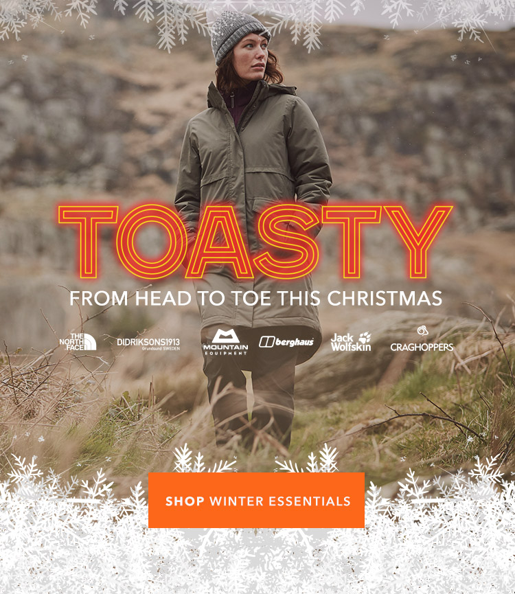 Toasty - From head to toe this Christmas