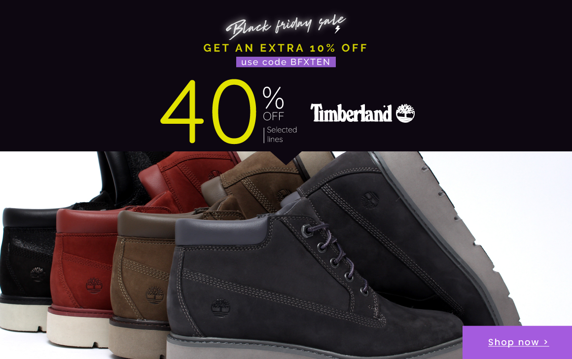 Timberland - Shop now >