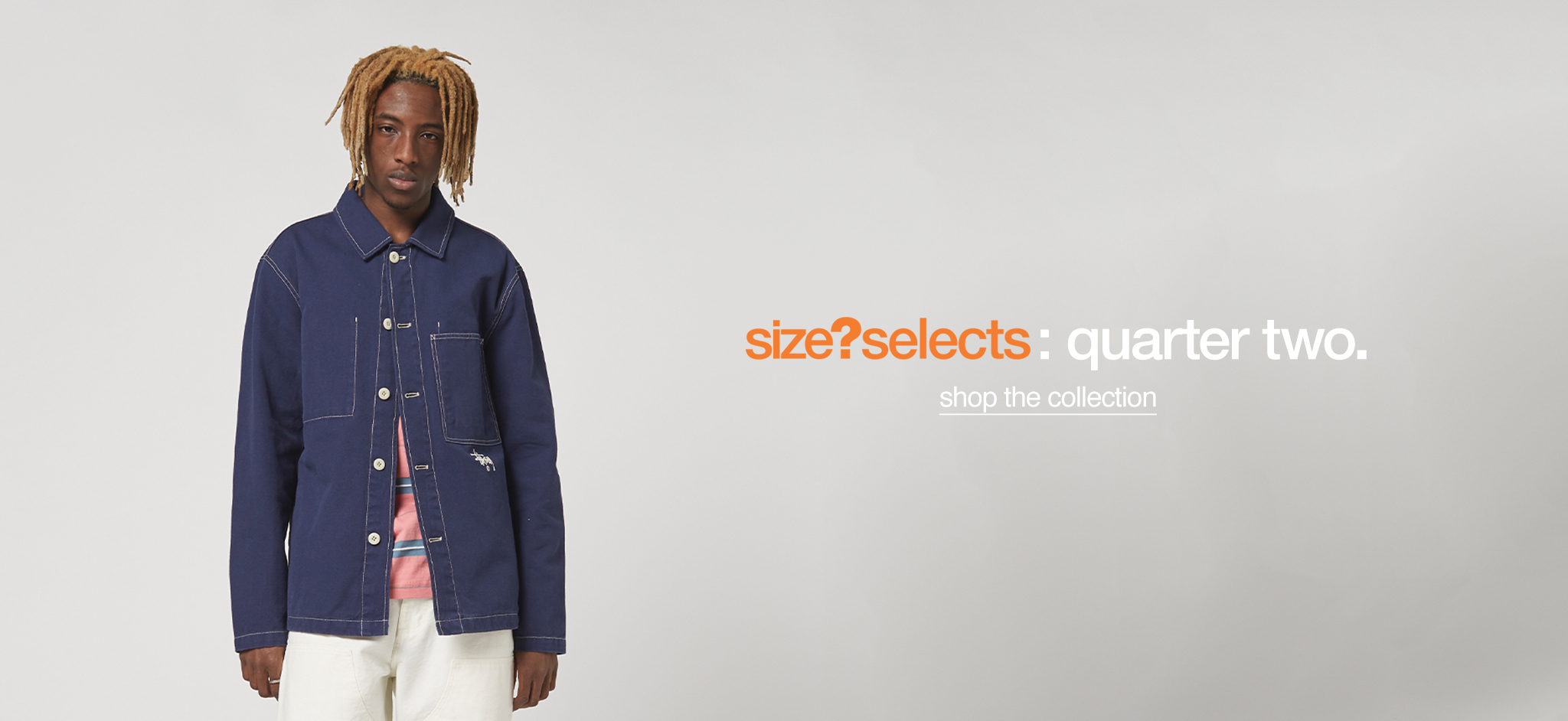 size?selects Q