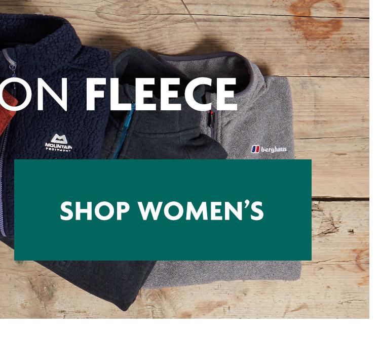 Women - New Season Fleece