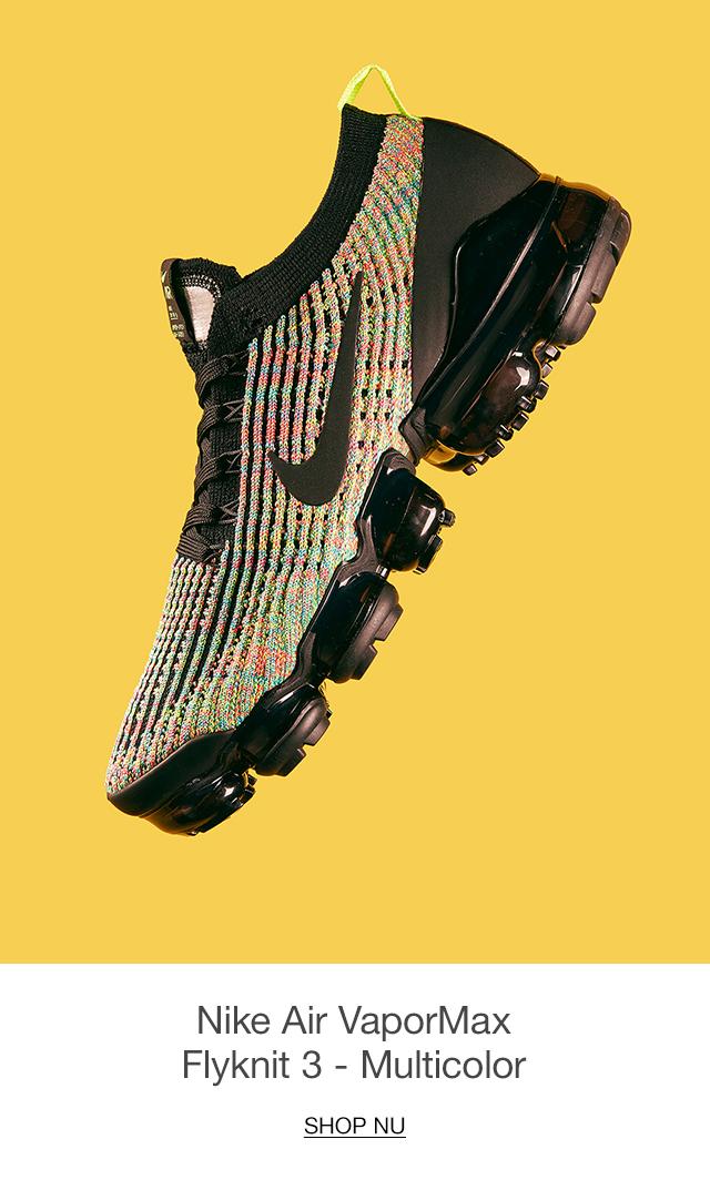 Nike Air VaporMAx Flyknit 3.0 Multicolor