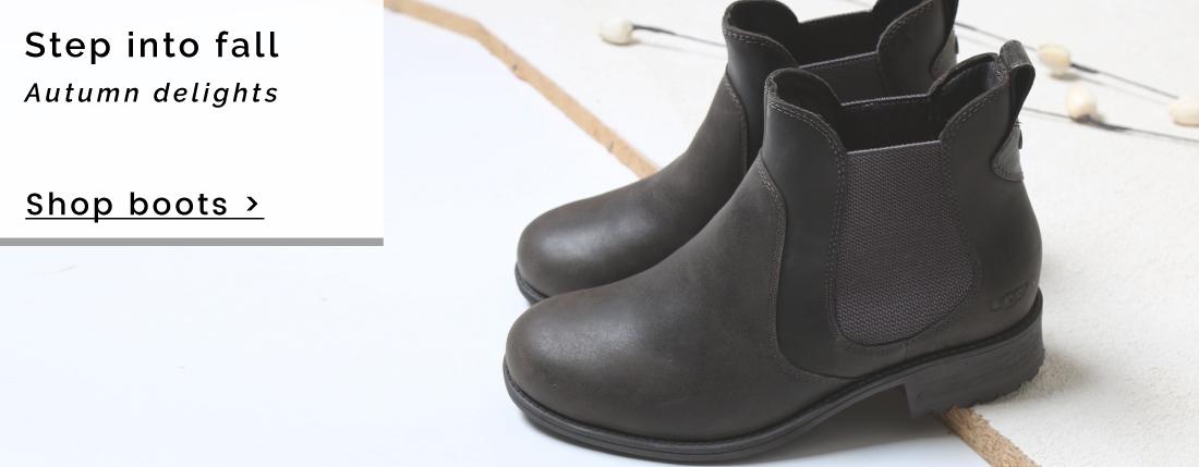 Step into falls   Autumn delights - Shop boots >