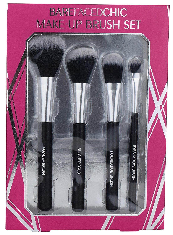 Image of Bare Faced Chic Make Up Brush Set