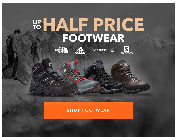 Up To Half Price Footwear
