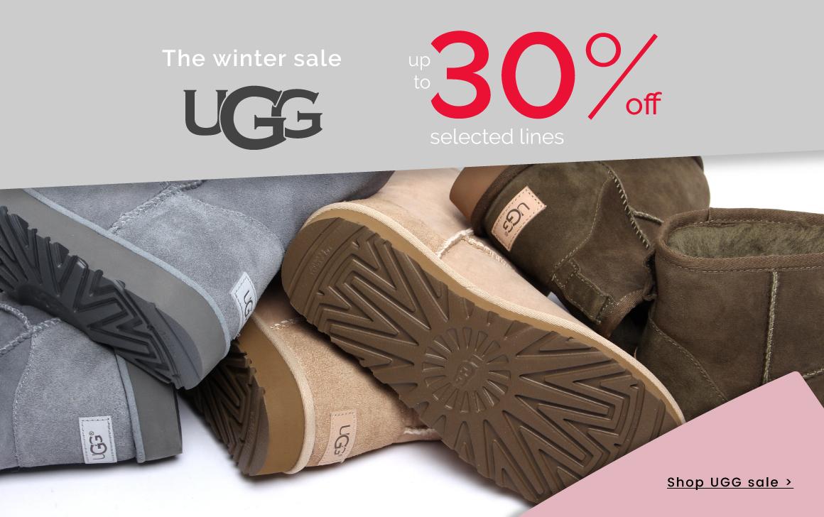 UGG - 30% off