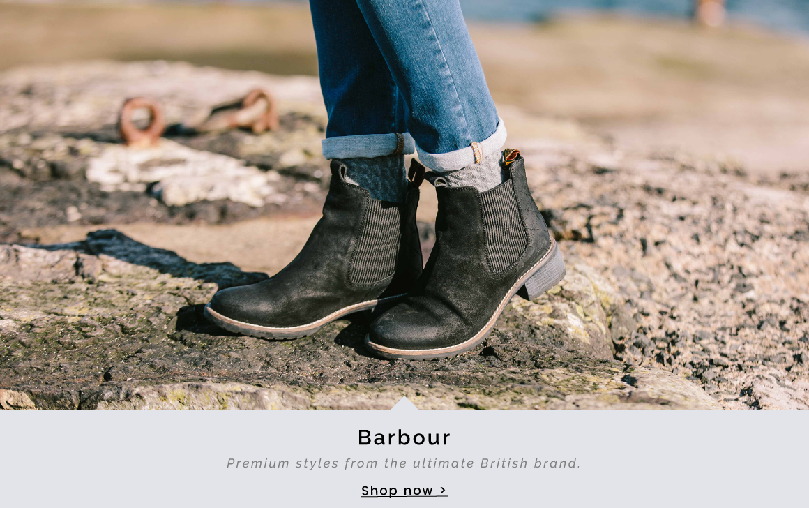 Barbour | Premium styles from the ultimate British brand - Shop now >