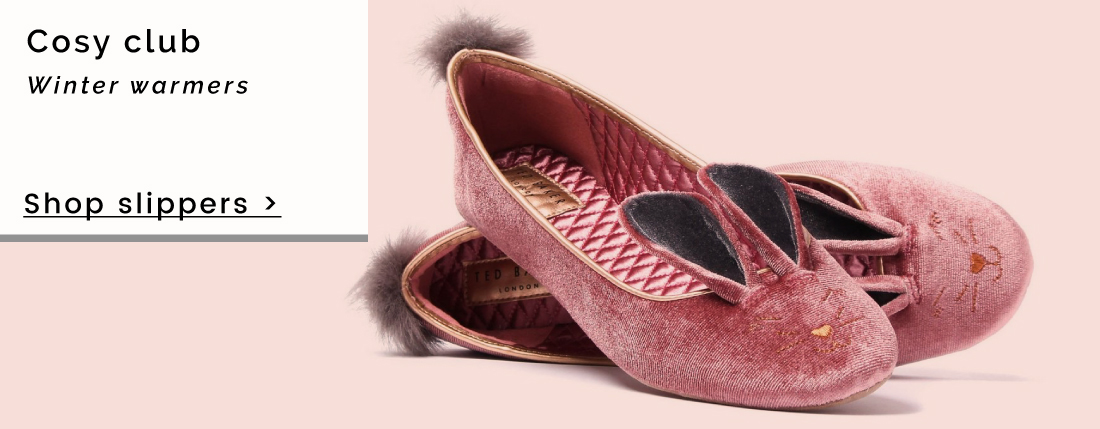 Cosy club | Winter warmers - Shop slippers >