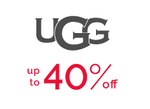 UGG - 40% off - Shop now >