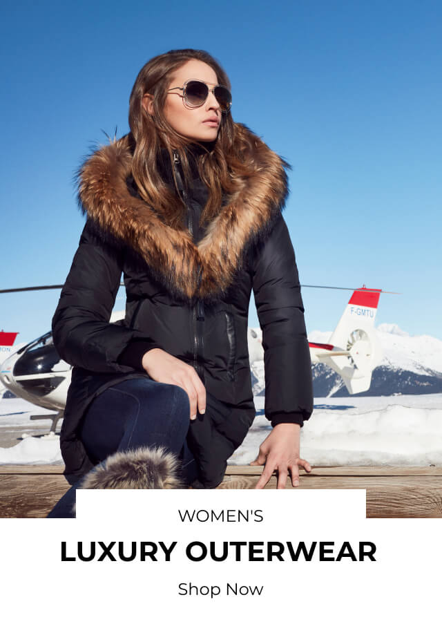 Women's Luxury Outerwear