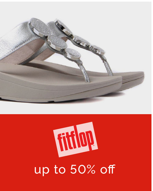 up to 50% off FitFlop >