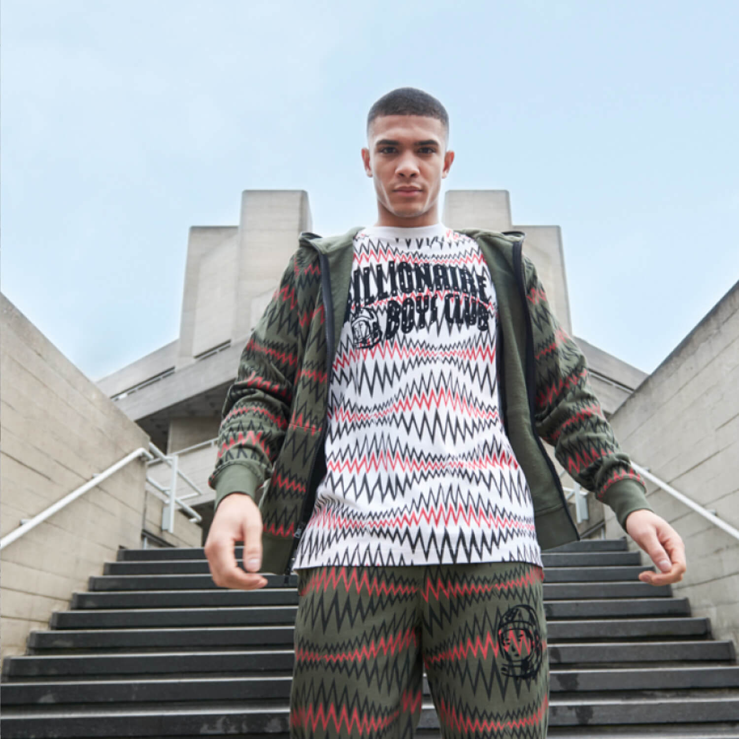 Stand Out In Billionaire Boys Club