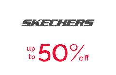 Skechers - up to 50% off