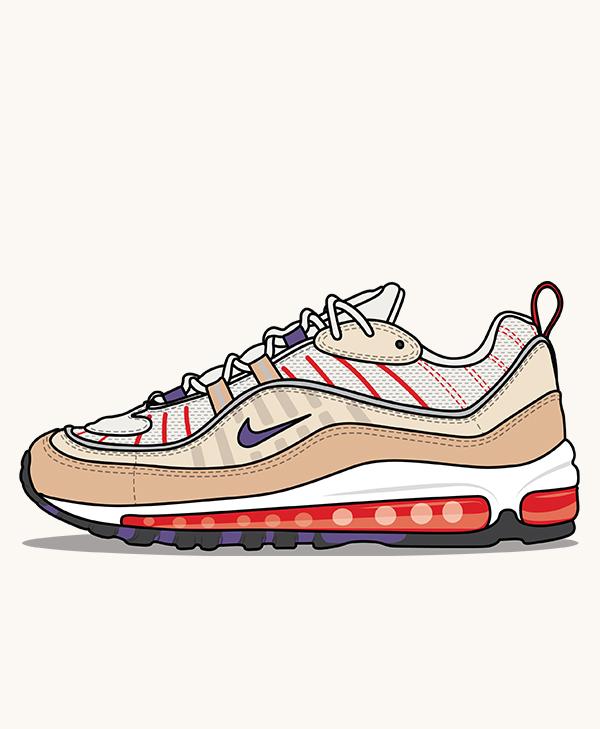 858fa2ecb21b8f 25.05.19 08 00 BST size.co.uk. Nike Air Max 98. Nike Air Max ...